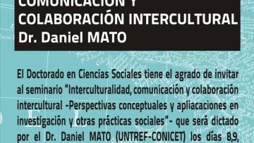 Interculturalidad, Comunicación y Colaboración Intercultural