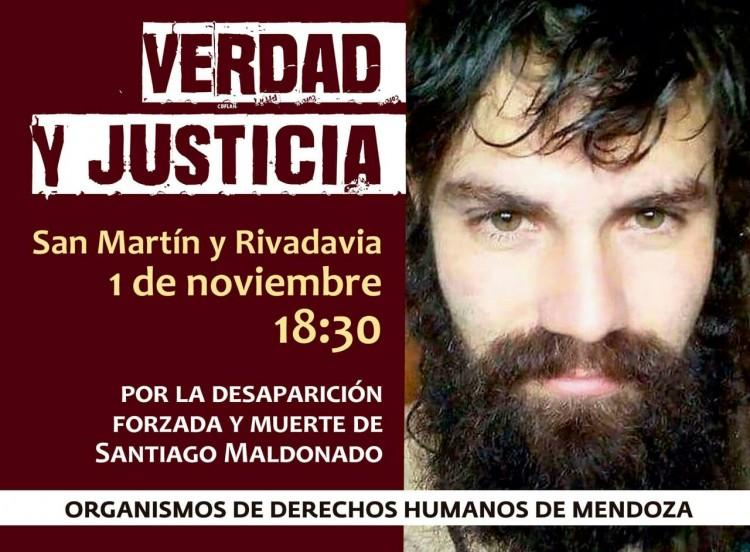 LA FCPyS autoriza a su personal a retirarse para asistir a la marcha por Santiago Maldonado