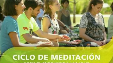Ciclo de Meditación del Programa POTENCIARTE