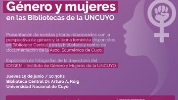 Muestra bibliográfica de Género y Mujeres