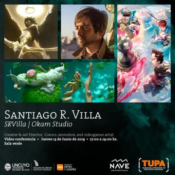 Arte Inmersivo de la mano de Santiago Villa