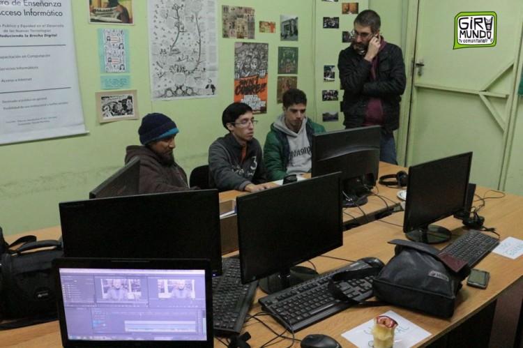 Giramundo \Tv Comunitaria\ convoca a estudiantes