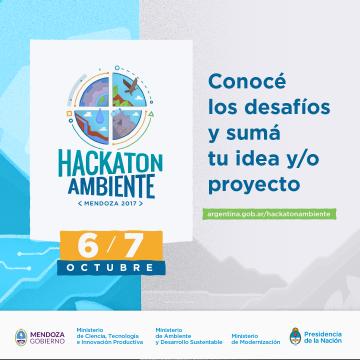 Se viene el Hackaton Ambiente 2017