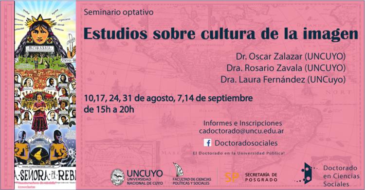 """Seminario optativo """"Estudios sobre cultura de la imagen"""""""
