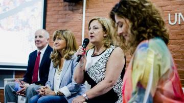 """Inició el Seminario """"Mujeres con Discapacidad en primera persona"""""""