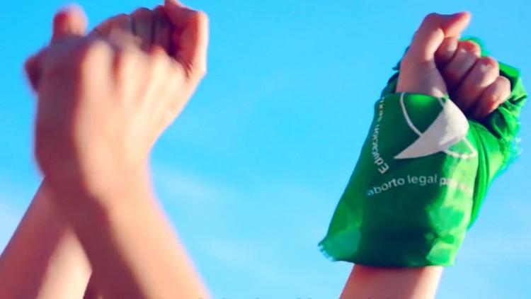 19F: pañuelazo por el aborto legal, seguro y gratuito