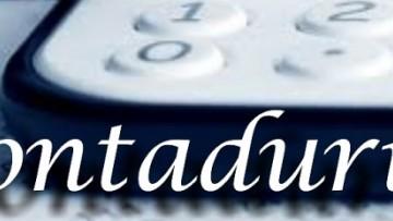 Horarios de la Oficina de Contaduría
