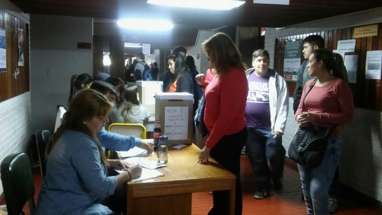La FCPyS ya eligió su Centro de Estudiantes