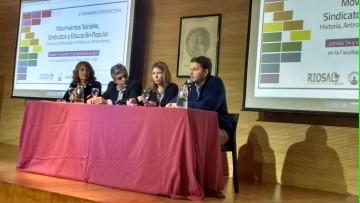 La FCPyS presente en el VI Seminario Internacional de Movimientos Sociales, Sindicatos y Educación Popular