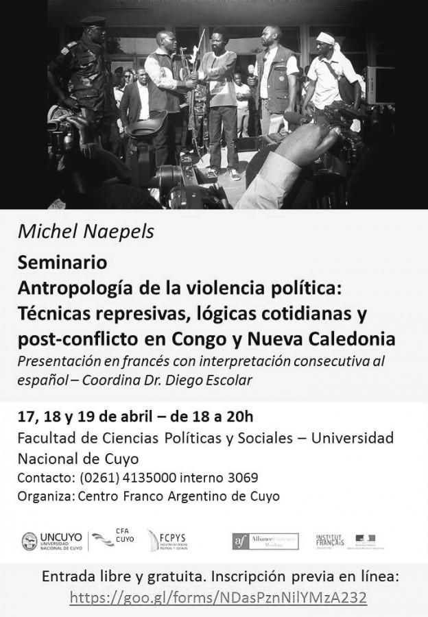 Seminario Antropología de la violencia política