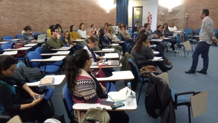 Se llevó a cabo el segundo módulo de Capacitación en Prácticas Sociales Educativas