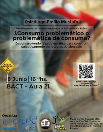 ¿Consumo Problemático o Problemática del Consumo?