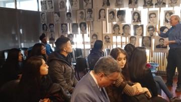 Estudiantes de la UNCuyo aprenden historia de una manera diferente