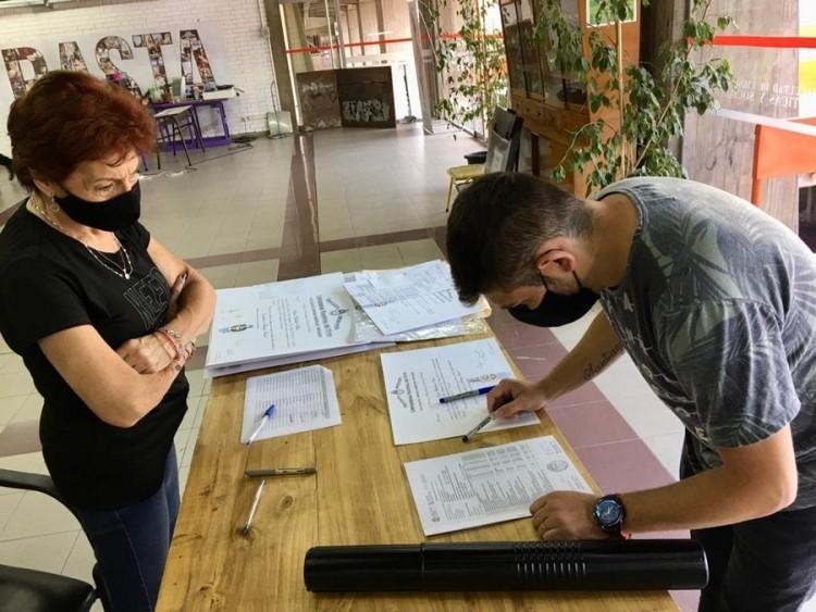 Entrega de Diplomas en contexto de pandemia