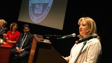 """Claudia García: """"Hacemos una facultad para todos, con diversidad y pluralismo"""""""