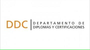 Atención Departamento de Diplomas