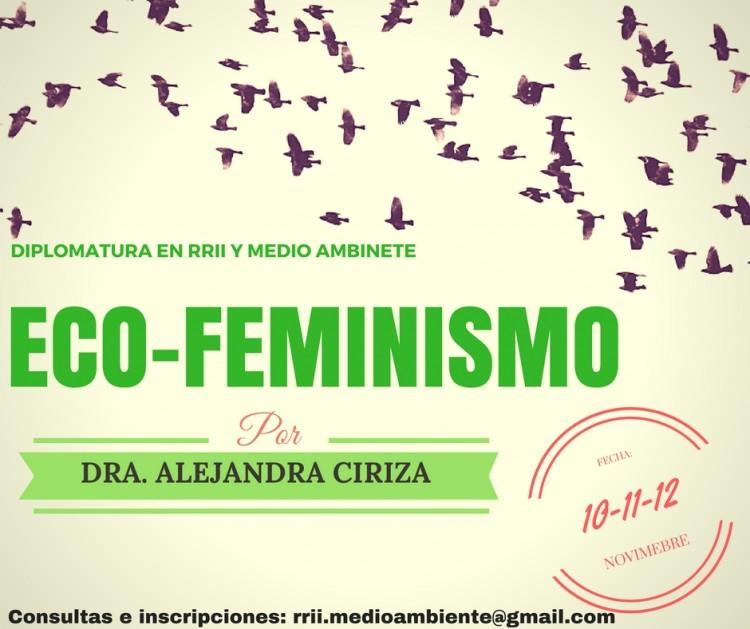 Curso sobre Ecofeminismo