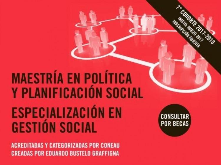 VII Cohorte Maestría en Planificación y Políticas Social