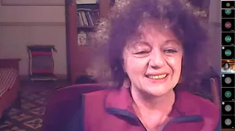 Profesora Nora Llaver