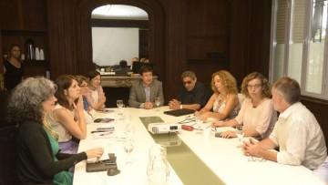 La UNCuyo participó de un encuentro con el ministro de Desarrollo de la Nación