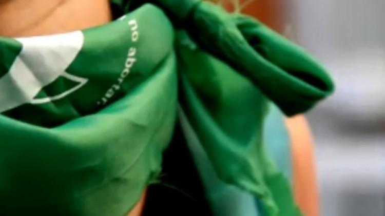 Comunicado por violencia a pañuelos verdes