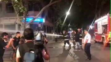 Crisis en Chile: repudio de la FCPyS a la represión policial en Mendoza