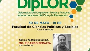 """Posgrado en """"Teorías y Prácticas Latinoamericanas del Ocio y la Recreación"""""""
