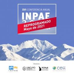 Por la emergencia sanitaria se reprogramó el INPAE 2020