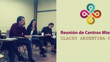 La FCPyS participó de la reunión de CLACSO Argentina