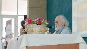 Enrique Saforcada presente en la UNCuyo