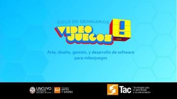 Ciclo de Seminarios sobre Video Juegos