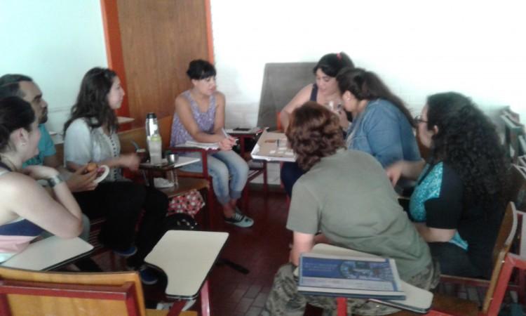 Encuentro -taller para estudiantes de la TUGPP