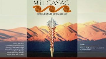 Se publicó la séptima edición de la revista digital MILLCAYAC