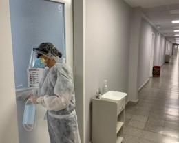 El Hospital Universitario prepara su Unidad de Terapia Intensiva