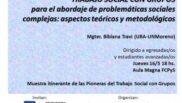 Abordaje de Problemáticas Sociales Complejas: aspectos teóricos y metodológicos