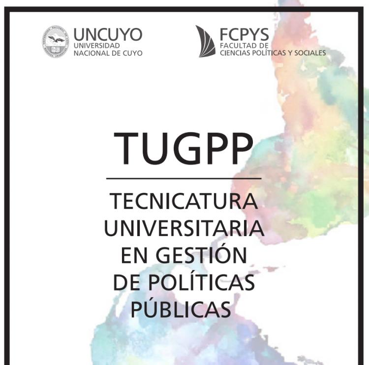 Nueva cohorte de la Tecnicatura Universitaria en Gestión de Políticas Públicas de la FCPyS