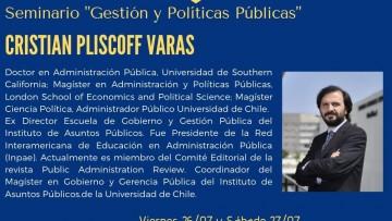 """Seminario de Posgrado """"Gestión y Políticas Públicas"""""""