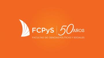 Acto por el 50 aniversario de la FCPyS