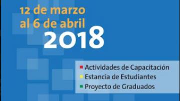 """Extensión de plazo en la convocatoria de """"Vuelta al Pago"""" 2018"""
