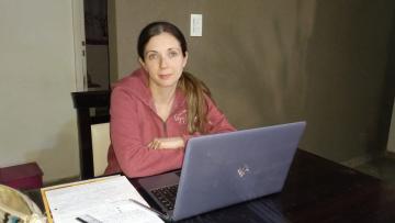 La vocación de Marcela Figueroa y su recorrido por la FCPyS