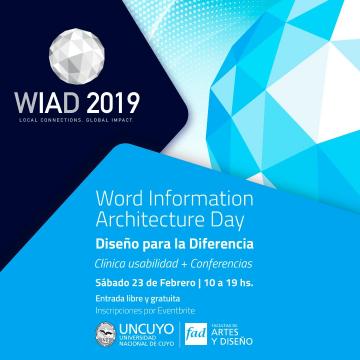 Día Mundial de la Arquitectura de la Información en la UNCuyo