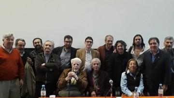 Emotivo homenaje al gran Zuhair Jury