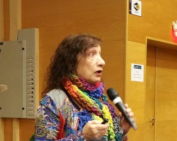 Entrevista a Irene Vasilachis. Doctora en Derecho, Socióloga y especialista en análisis del discurso