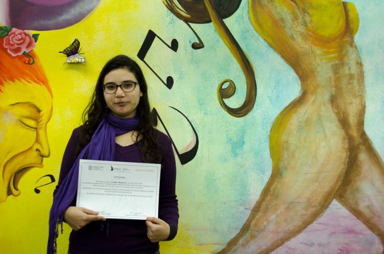 Eva Báez es la ganadora del 3er Certamen de Derechos Humanos