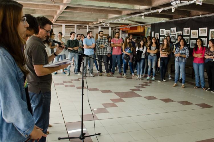 Se inauguraron dos muestras en el marco de la Semana de la Memoria