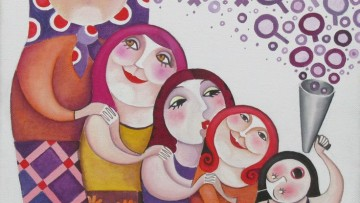 8 de marzo, un día para celebrar la sororidad