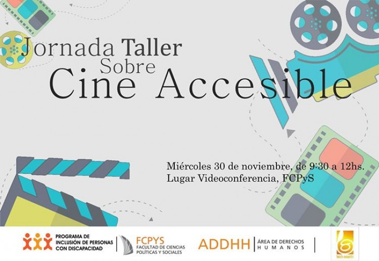 Jornada de trabajo sobre cine accesible