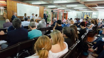 """Vuelve """"La Universidad en diálogo"""", el ciclo para debatir los temas que urgen"""