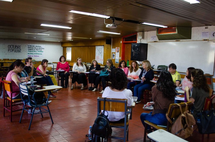 Jornadas docentes en la FCPyS: la educación universitaria en contexto de pandemia y pospandemia