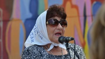 Se reconoció a las madres de Plaza de Mayo de Mendoza